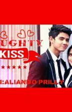 Naughty KISS  by angelcaesary