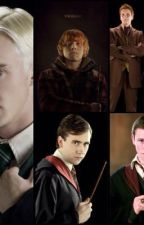 The Harry Potter boys by redneck_ginger97