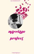 The marriage project by blueberryknees