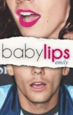 Baby Lips [l.s mpreg] (portuguese version) by larrydiamond