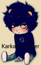 Karkat X Reader by Capri_Ramaroos