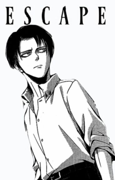 Escape   Levi x Ghoul!reader   Attack on Titan/Tokyo Ghoul Crossover