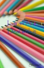 I Am An Artist. Deal With It by Silentx13