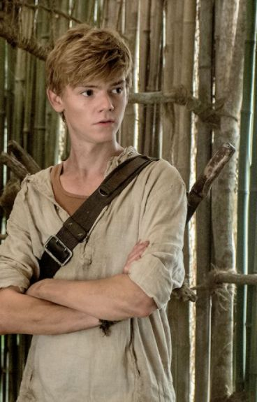 Newt and Thomas Sangster smut
