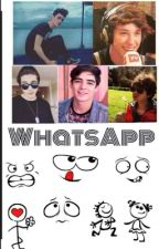 Whatsapp || CD9 & 5 Coders || by Sagbe6
