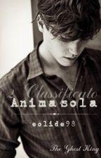 Anima Sola ( Nico Di Angelo - Solangelo) by eolide98