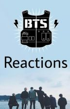 ✧ BTS Reactions ✧ by HugMeTaehyung