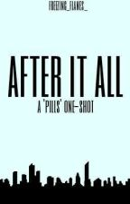 After it All (Tronnor) #PillsFic by Freezing_Flames_