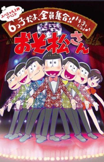 Osomatsu-san x Reader (AU)