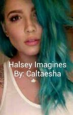 Halsey Imagines by Caltaesha