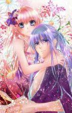 """Сладкий Флирт"" и ""Angel Beats"" by Animatronic_Bonnie"