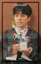 Faint Messages ― Kim Minseok by xiurious
