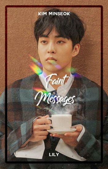 Faint Messages ― Kim Minseok