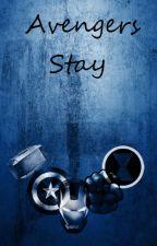 Avengers - Stay (CZ) by RettyGirl