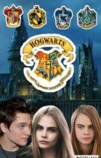 La Princesa De Hogwarts Y La Profecía De Los Dioses  by Violis_127