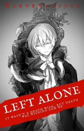 Left Alone [ Iceland Fanfic] by Eleven001011