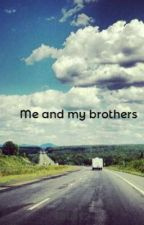 Me and my brothers (Under edit) by taltal12