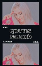 - WRESTLING QUOTES  by reignsus