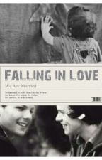 Falling In Love     (L.S Mpreg)  by plislarryah