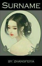 SURNAME by zhangfeiya
