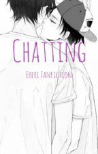Chatting |Ereri| by meow_kaktus
