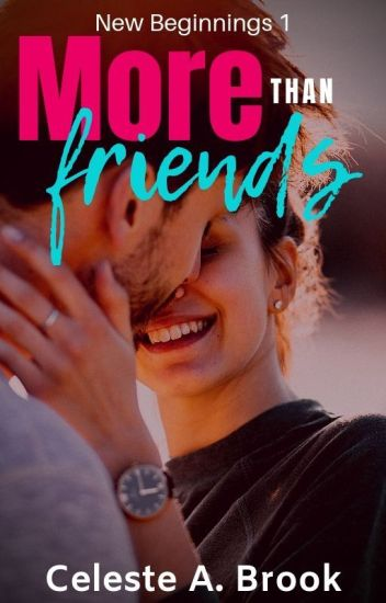 More Than Friends #wattys2016