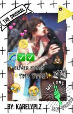 Oliver Sykes The Type™ by VladimReznikov