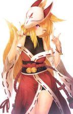 Kurama's Daughter by LastUchiha42