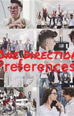 One Direction Preferences {Completed} - #35: He Wants You