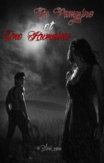 Un vampire, une humaine