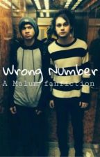 Wrong Number • Malum by teenagedouchebaf