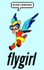 Flygirl → Bucky Barnes by buddybarnes