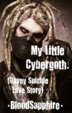 My Little Cybergoth. (Davey Suicide Love Story) by BloodSapphire