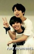 rare moments - vkook by txylorswxft