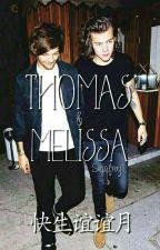 Thomas & Melissa || l.s - Mpreg by sugafreej