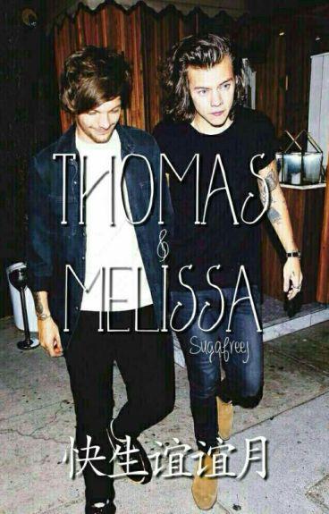 Thomas & Melissa || l.s - Mpreg