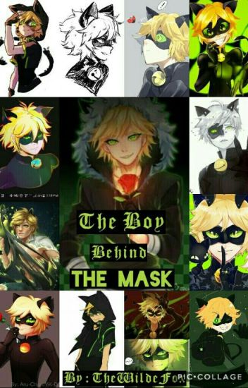 Boy Behind the Mask (Adrien/Chat noir x reader) ~May Have To Go Under Editing~