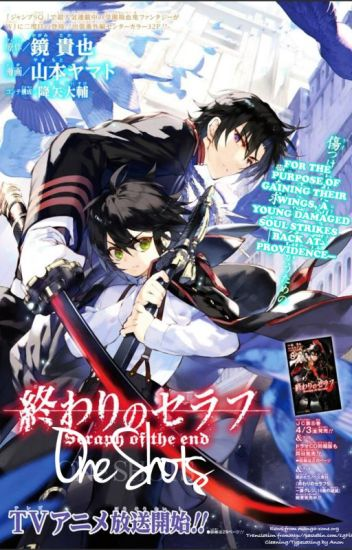 Owari no Seraph - Scenarios and One Shots