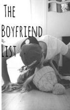 The Boyfriend List by xoxo_that_girl