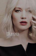 1 | Heroes ▹ POE DAMERON by damerons