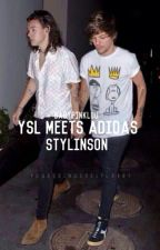 YSL meets Adidas↝l.s by babypinklou