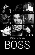 Boss/ Larry; Ziall by Karnah