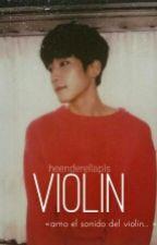 Violin | wonwoo by heenderellapls