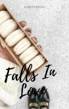 Falls In Love  j.jungkook  by BabysYoongi