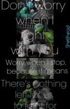 Donatello's story by -amateur_author-