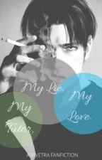 My Tutor. My Lie. My Love. [Rivetra/Levi x Petra] by yakanhana