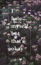 I hate myself, but that's okay. by Holdurapplause