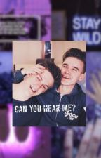 Can You Hear Me? (joesuggxcasparlee) by dauntlessjaspar