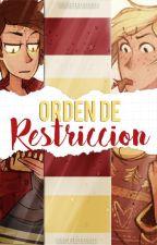 Orden de Restricción [Billdip/Yaoi] by SunsetBlueGold