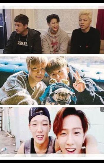 iKON Couple stories